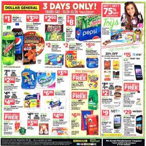 Dollar General Black Friday 2016 Ad - Page 4
