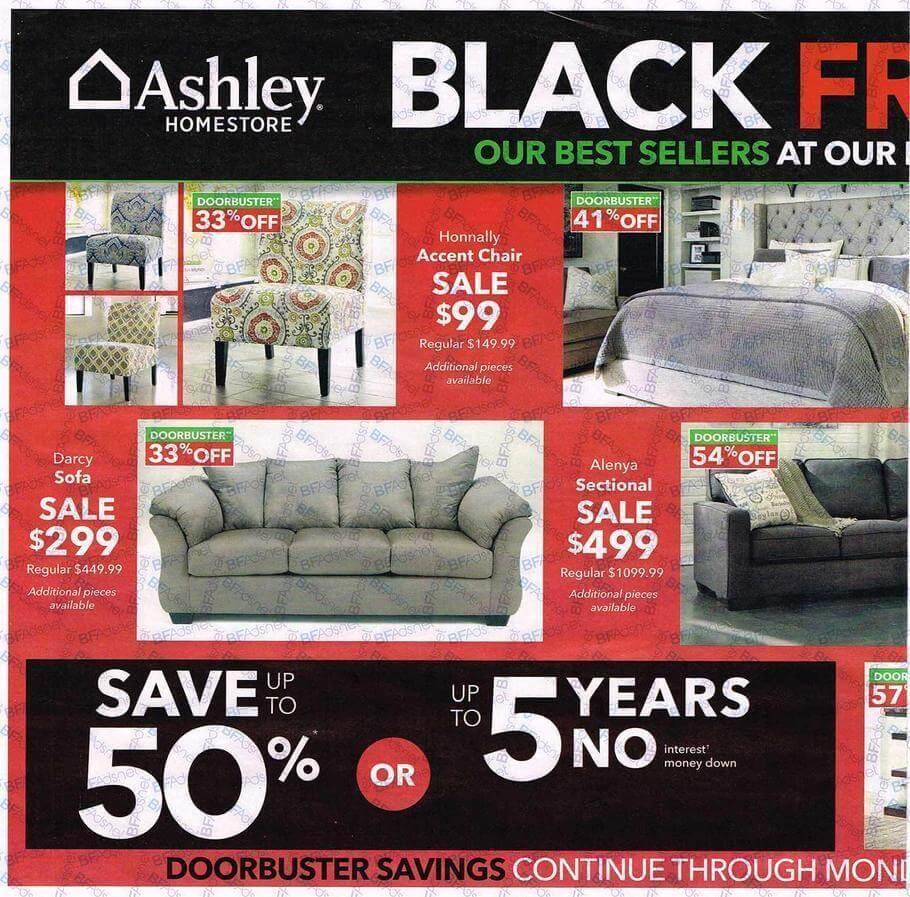 Ashley Homestore Black Friday 2016 Ad Blackfridays Com