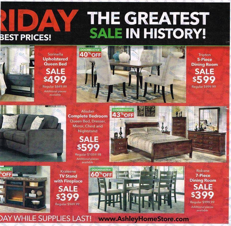 Ashley HomeStore Black Friday 14 Ad - BlackFridays.com