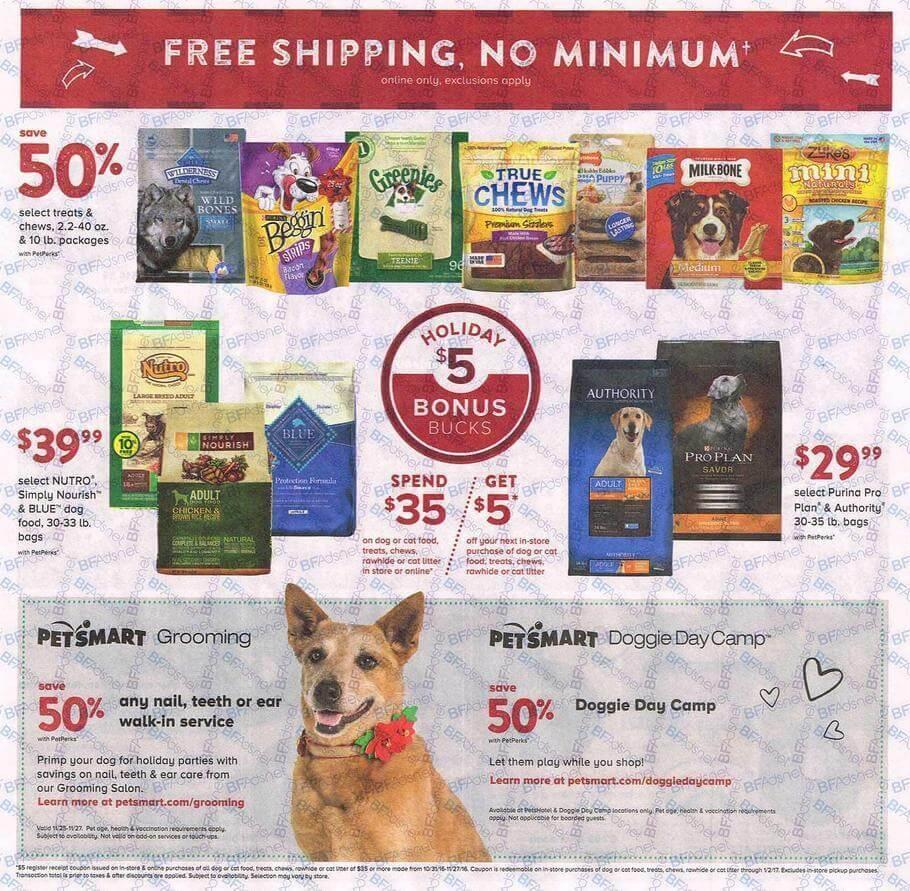 PetSmart Black Friday 2016 Ad - Page 2