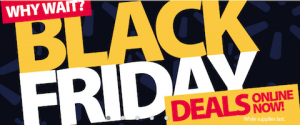 Walmart Black Friday Sale Live